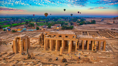 Flüge nach Luxor