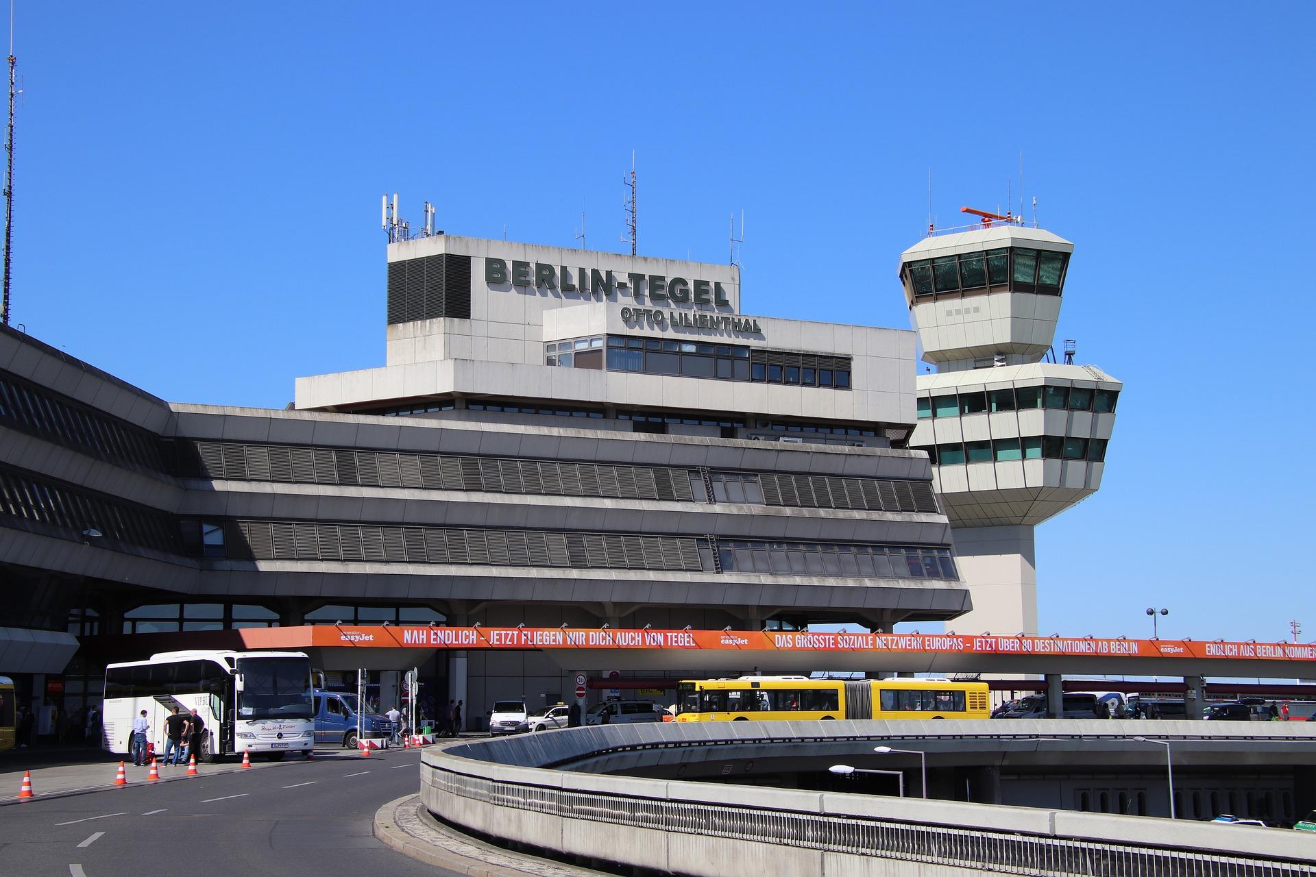 Www Flughafen Berlin Tegel