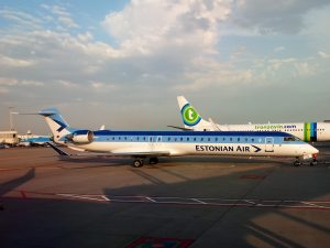 Estonian Air aus Estland