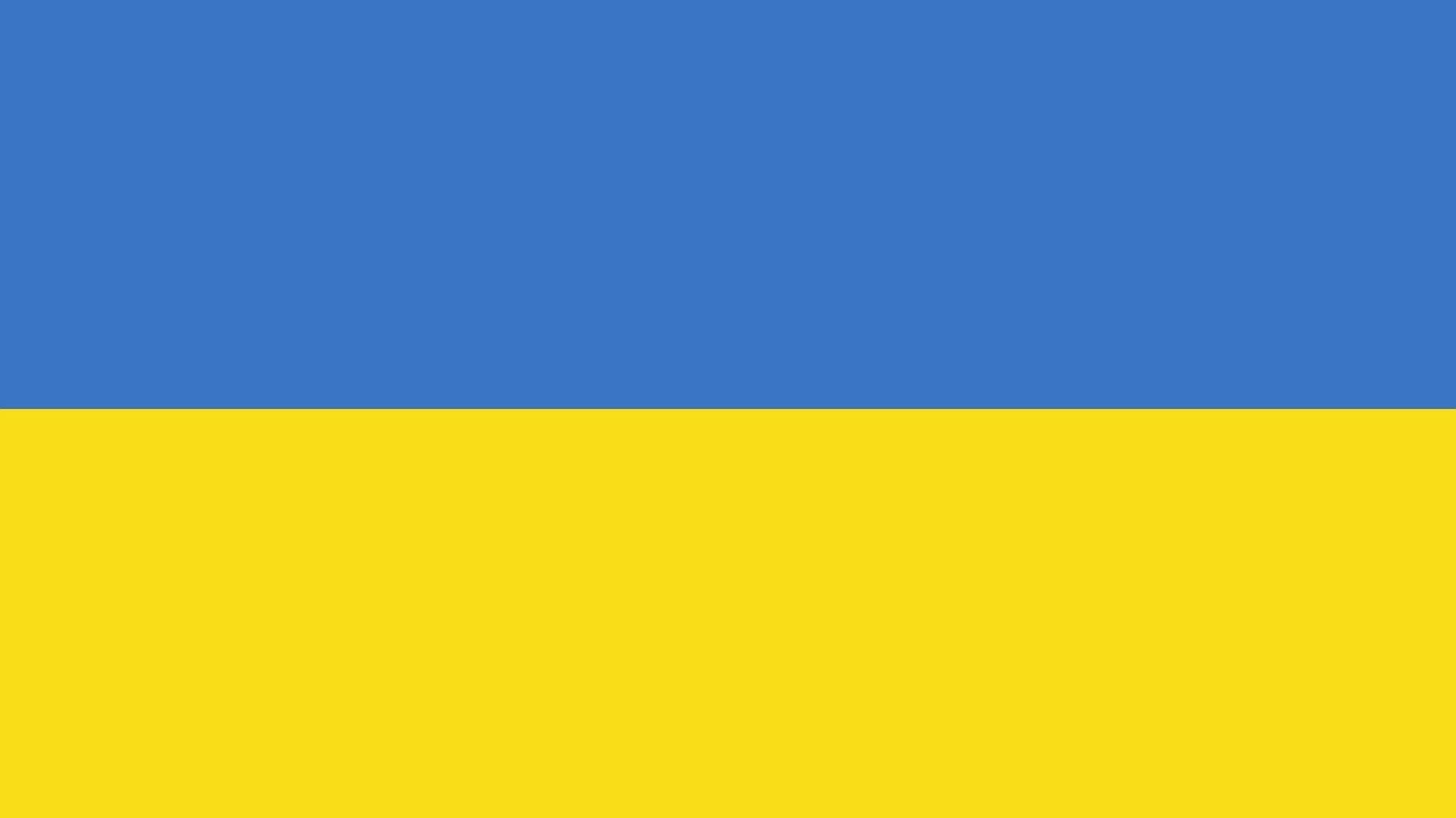 Flug in die Ukraine