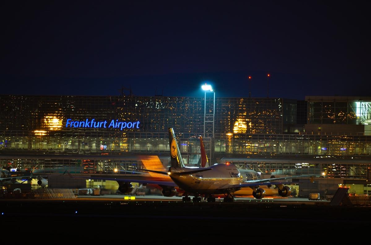 Flughafen Franfurt