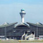 Tower des Kuala Lumpur International Airports (KLIA)
