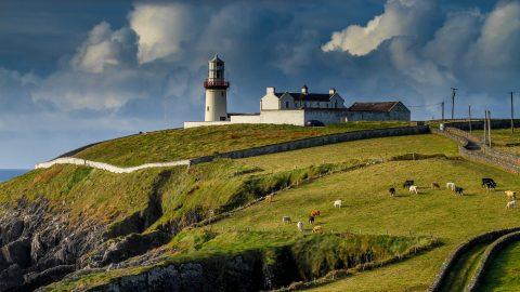 Landschaft, Irland