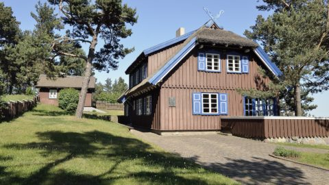 Sommerhaus Thomas Mann in Nida