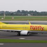 TUI Fly Flugzeug