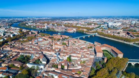 Flüge nach Toulouse