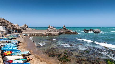 Küste, Algerien