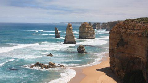 Die 12 Apostel in Australien