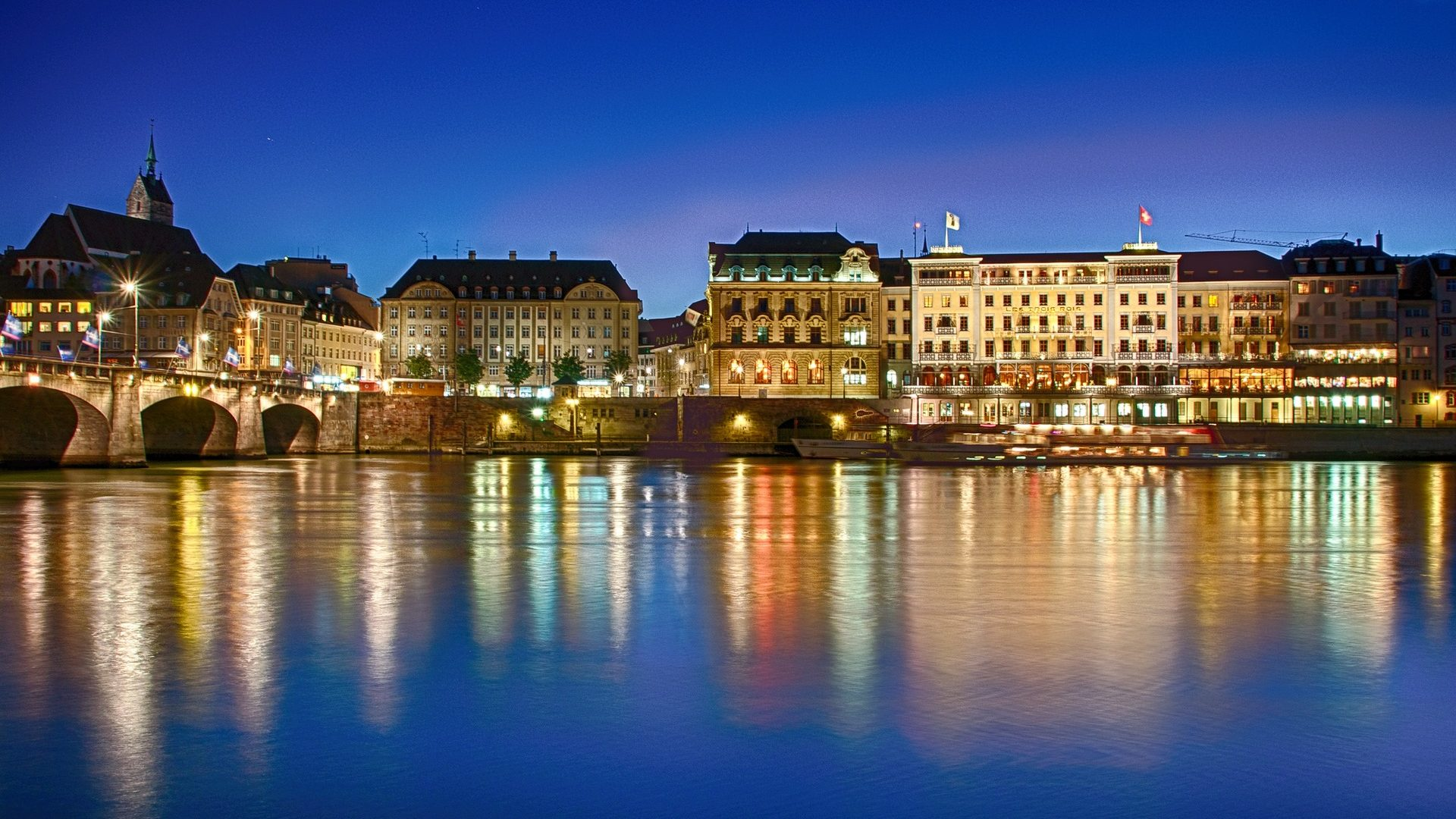 Flüge nach Basel