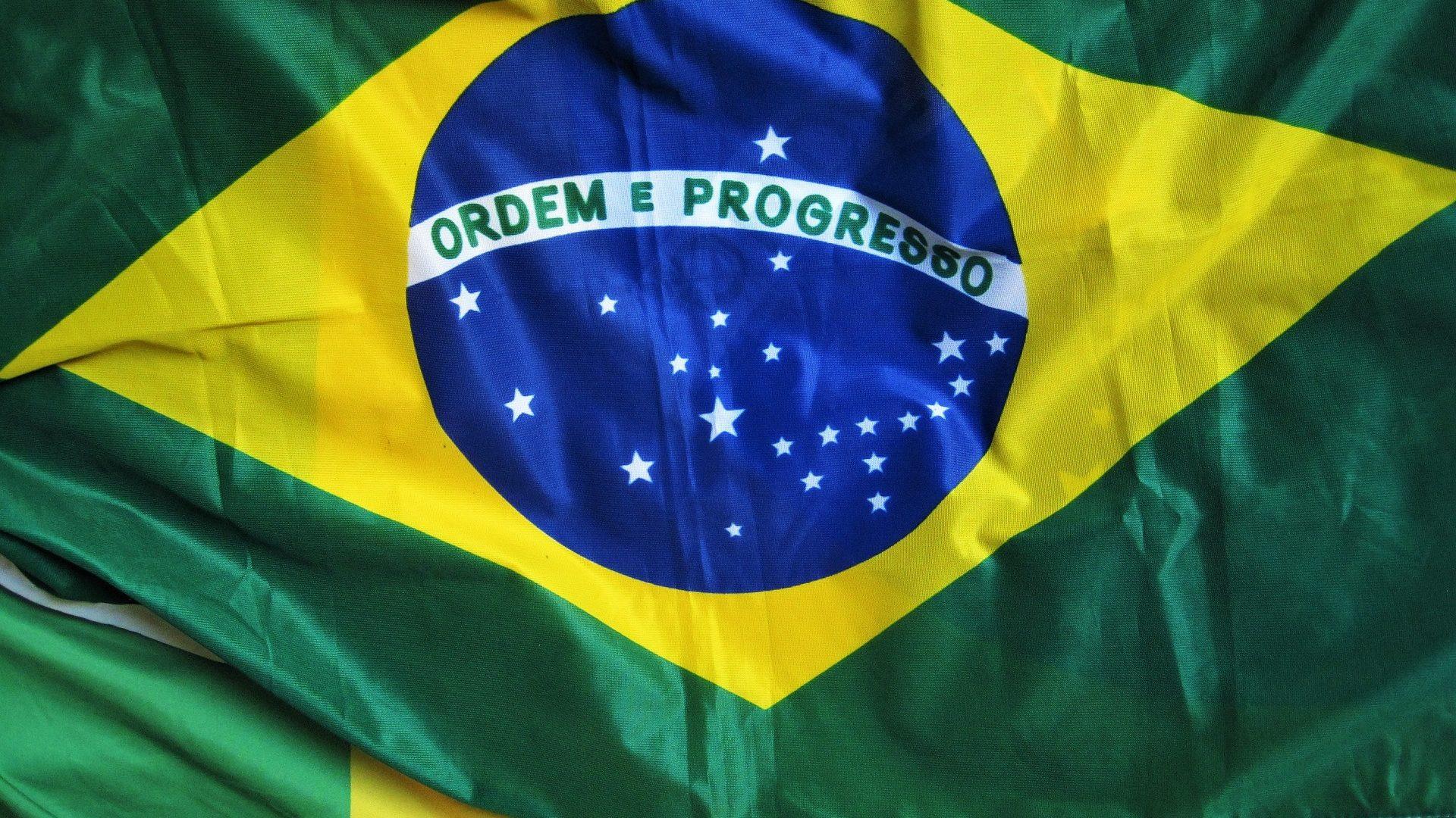 Flug nach Brasilien