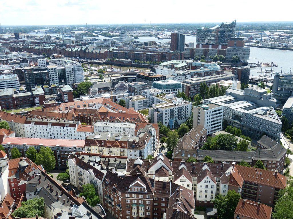 Flüge nach Hamburg, Deutschland