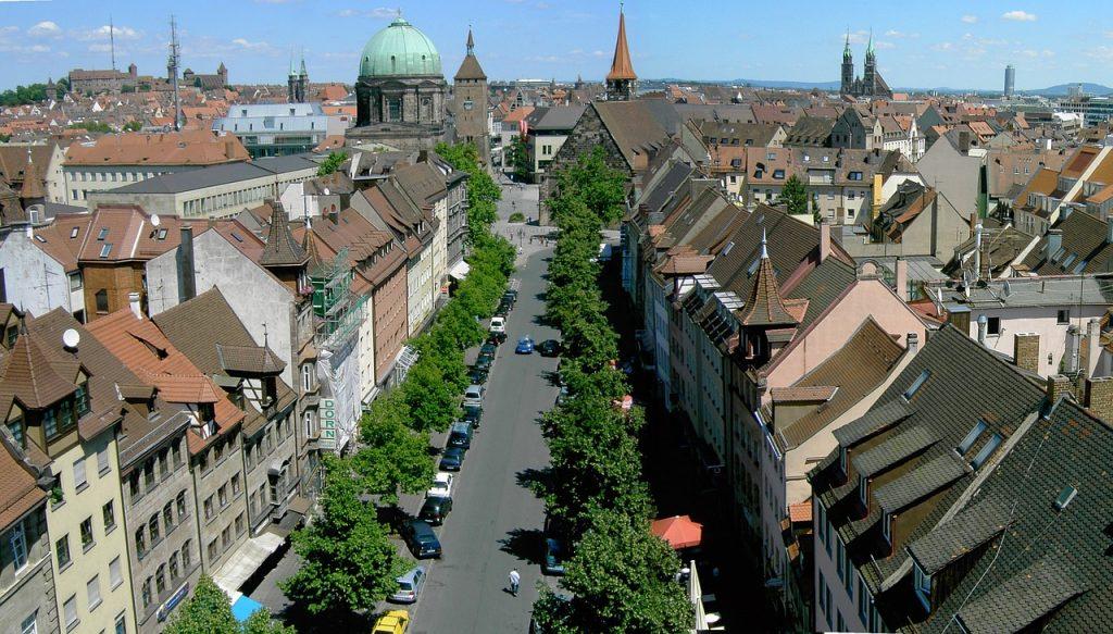 Flüge nach Nürnberg, Deutschland