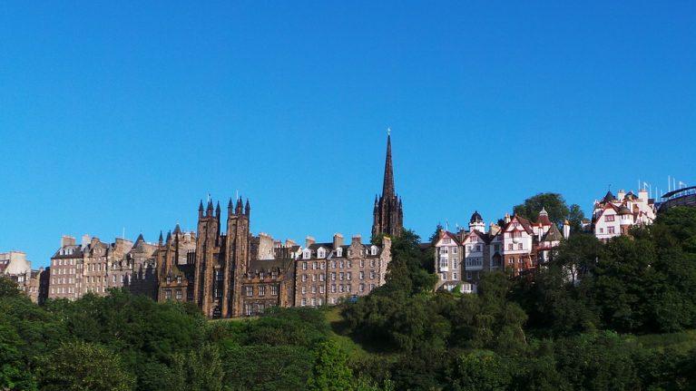 Schottland Edinburgh