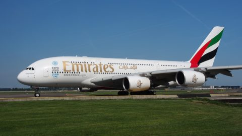 Emirates Maschine