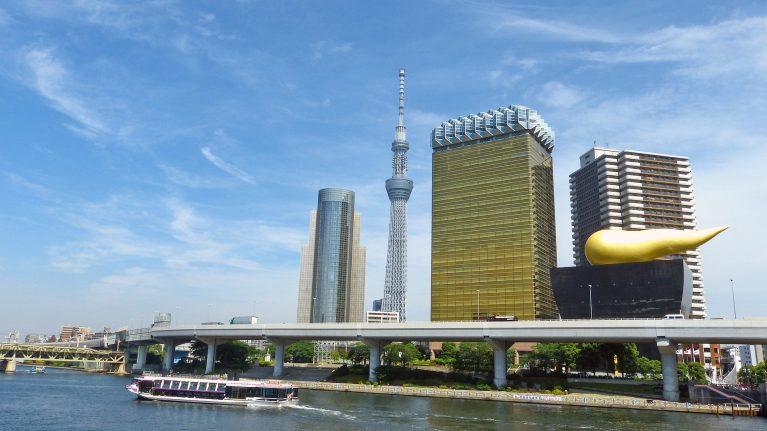 Flüge nach Tokio, Japan