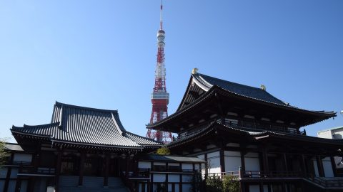 Tokio: Tradition und Moderne