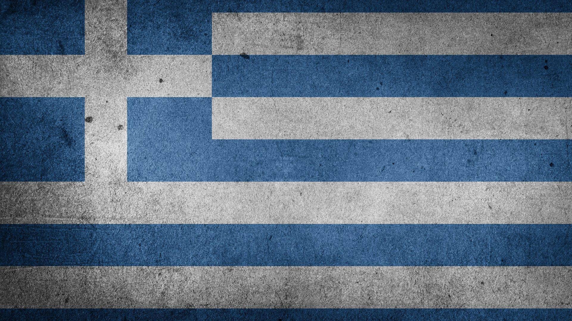 Flug nach Griechenland