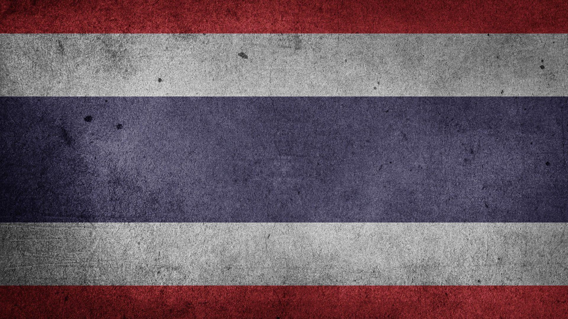 Flug nach Thailand