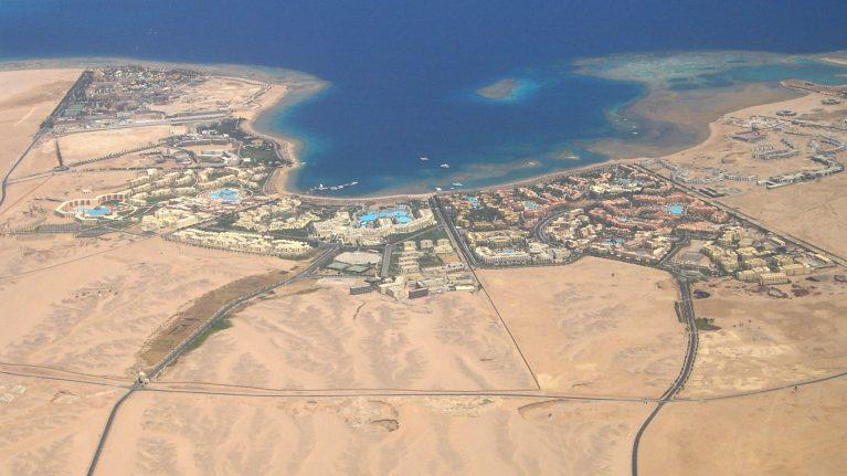 Flug nach Hurghada in Ägypten