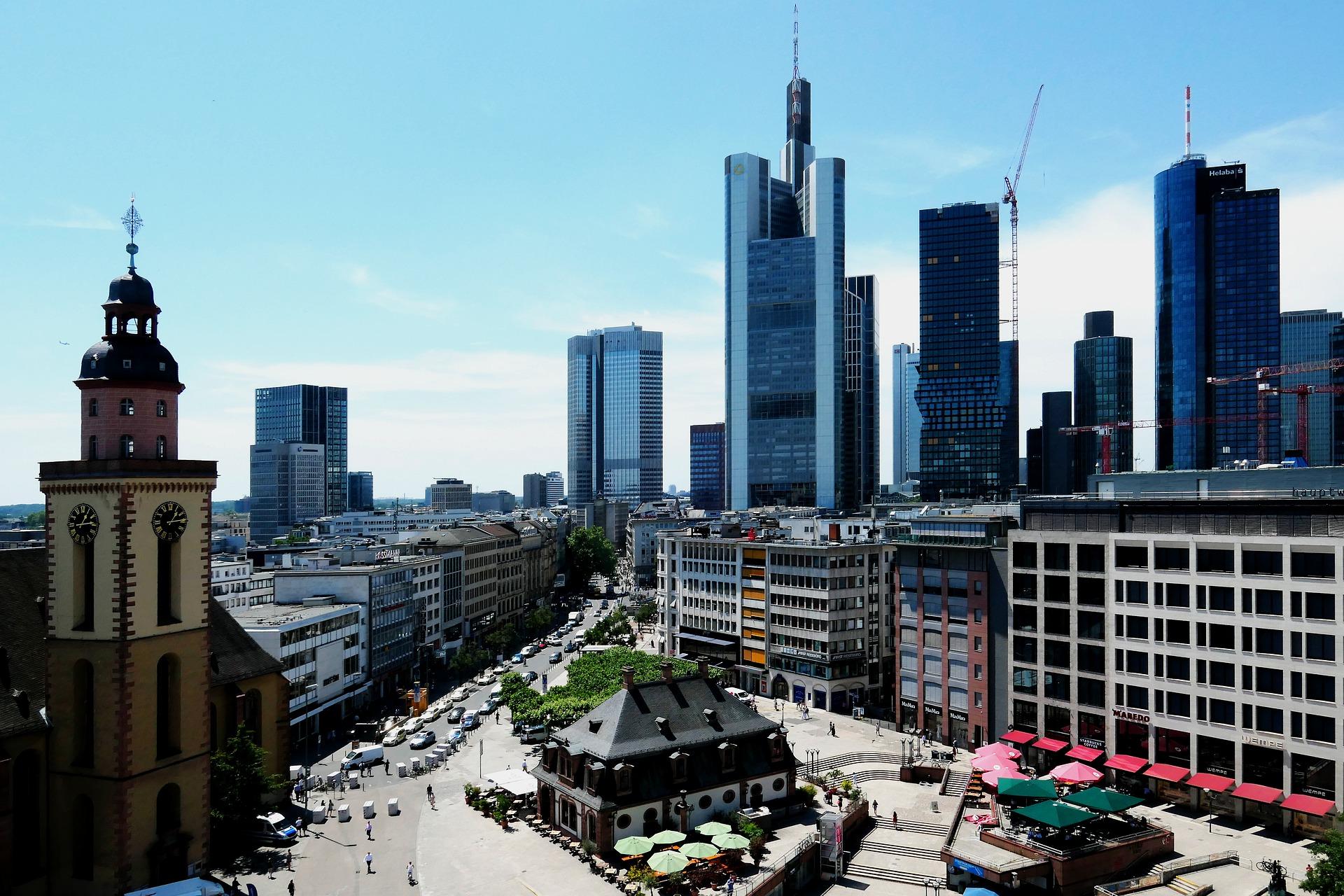 Flüge Frankfurt