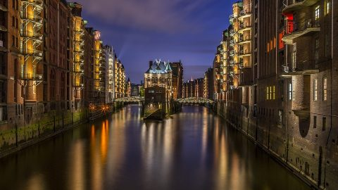 Deutschland Hamburg