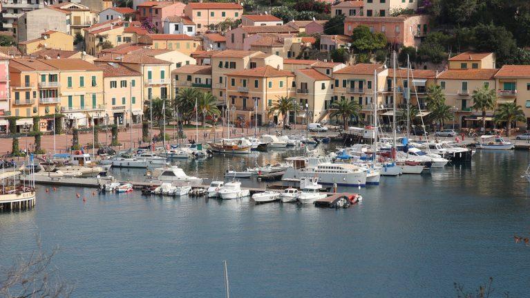 Italien, Elba