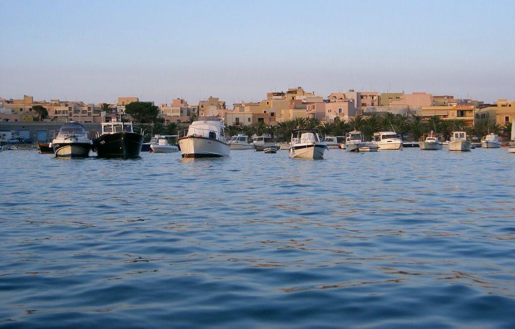 Italien, Lampedusa