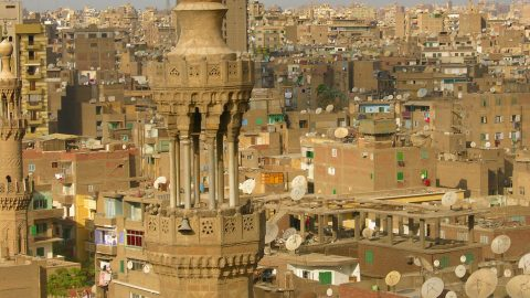 Sehenswürdigkeiten von Kairo