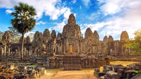Flüge nach Kambodscha