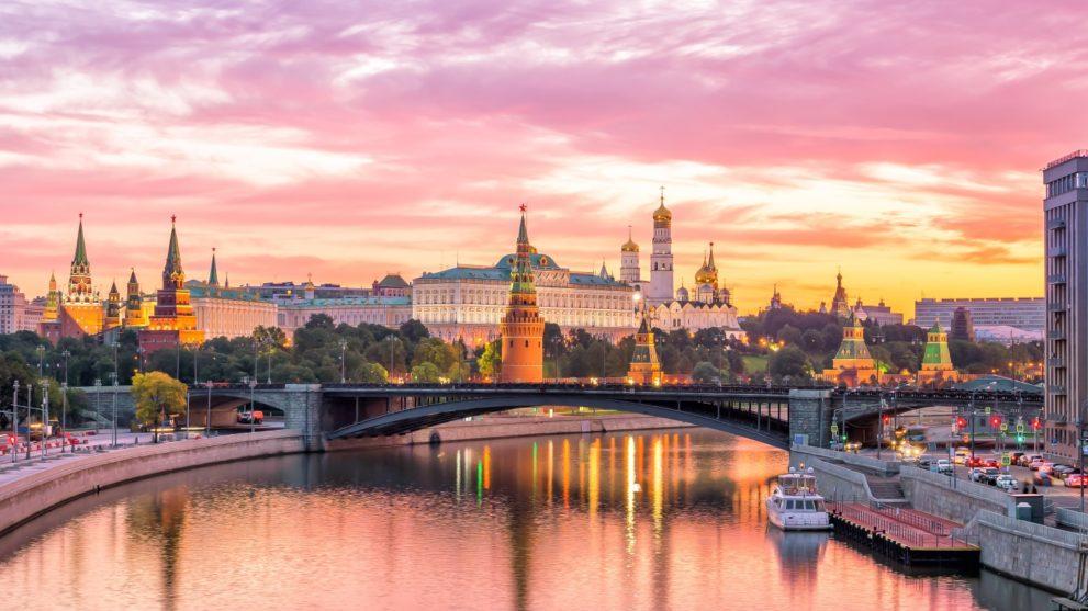 Flüge Moskau Frankfurt