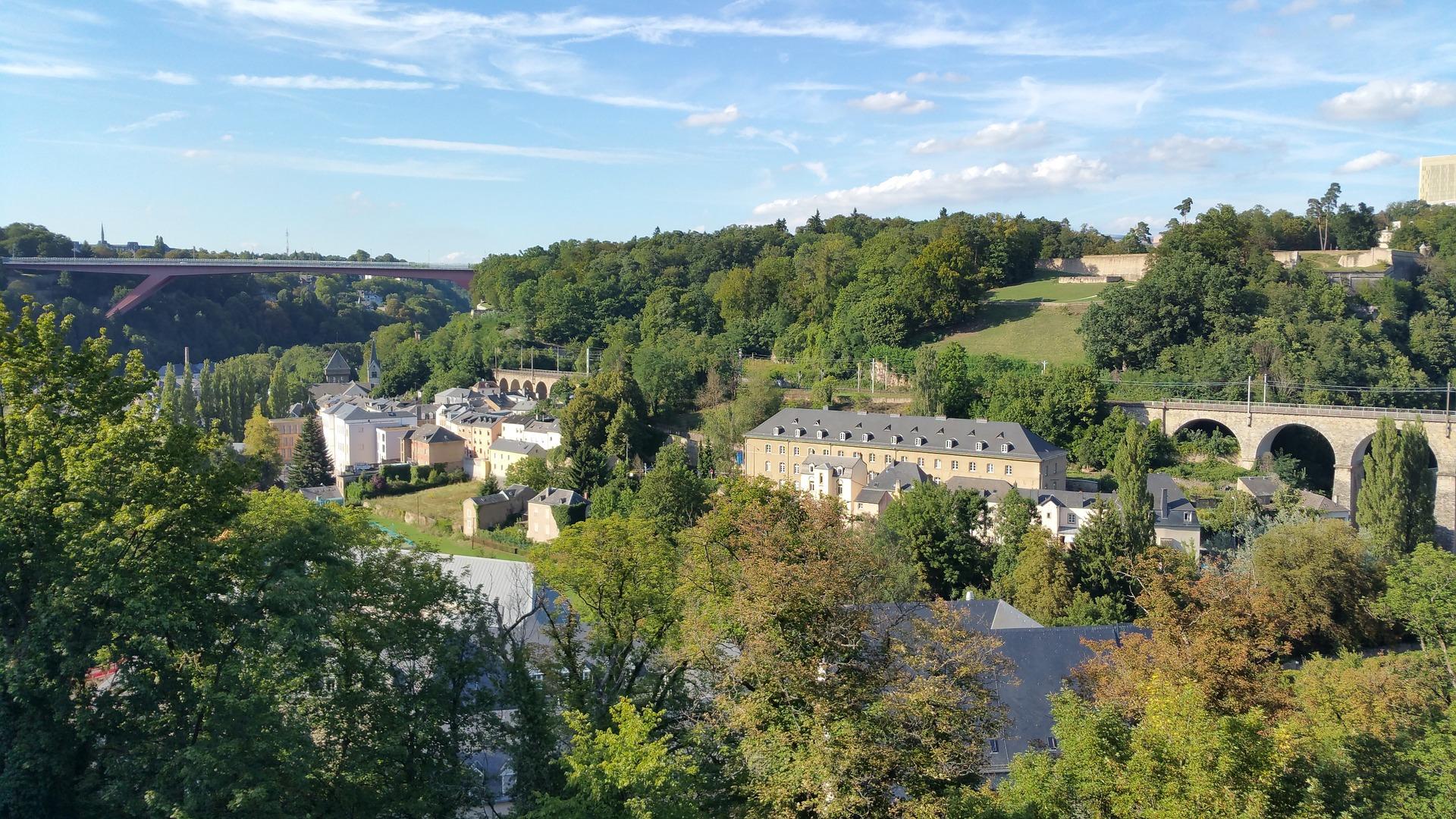 Flüge nach Luxemburg-Stadt