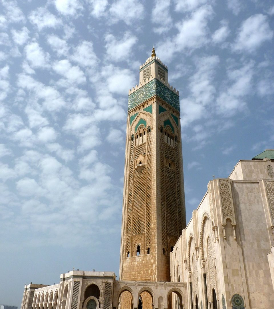 Flüge nach Casablanca