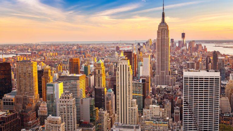 Flüge von New York