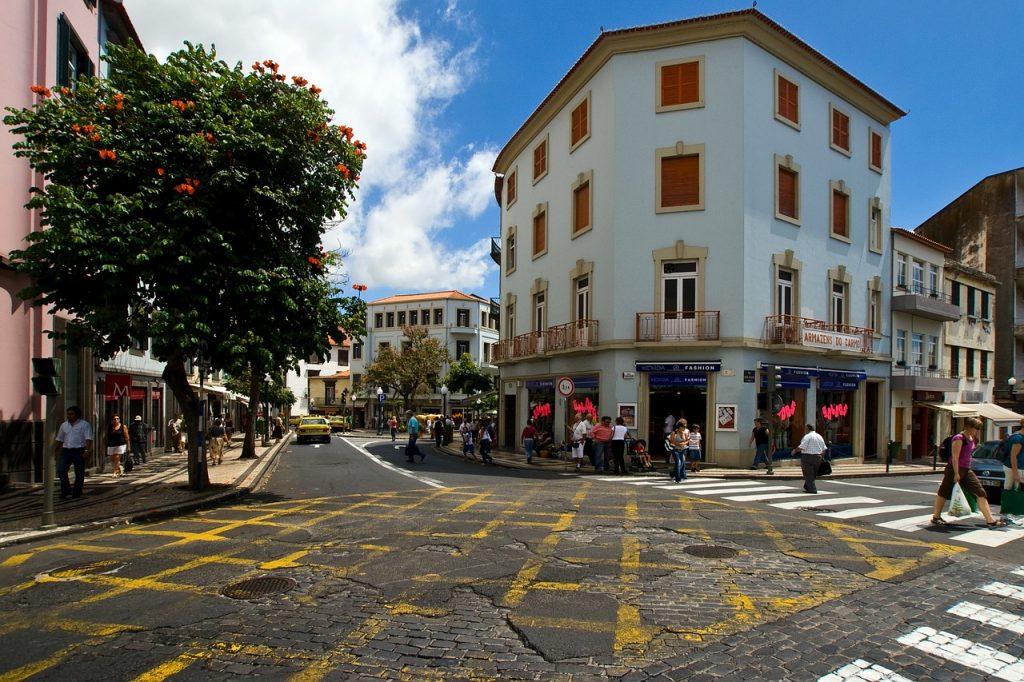 Portugal, Funchal