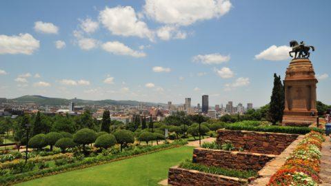 Flüge nach Pretoria