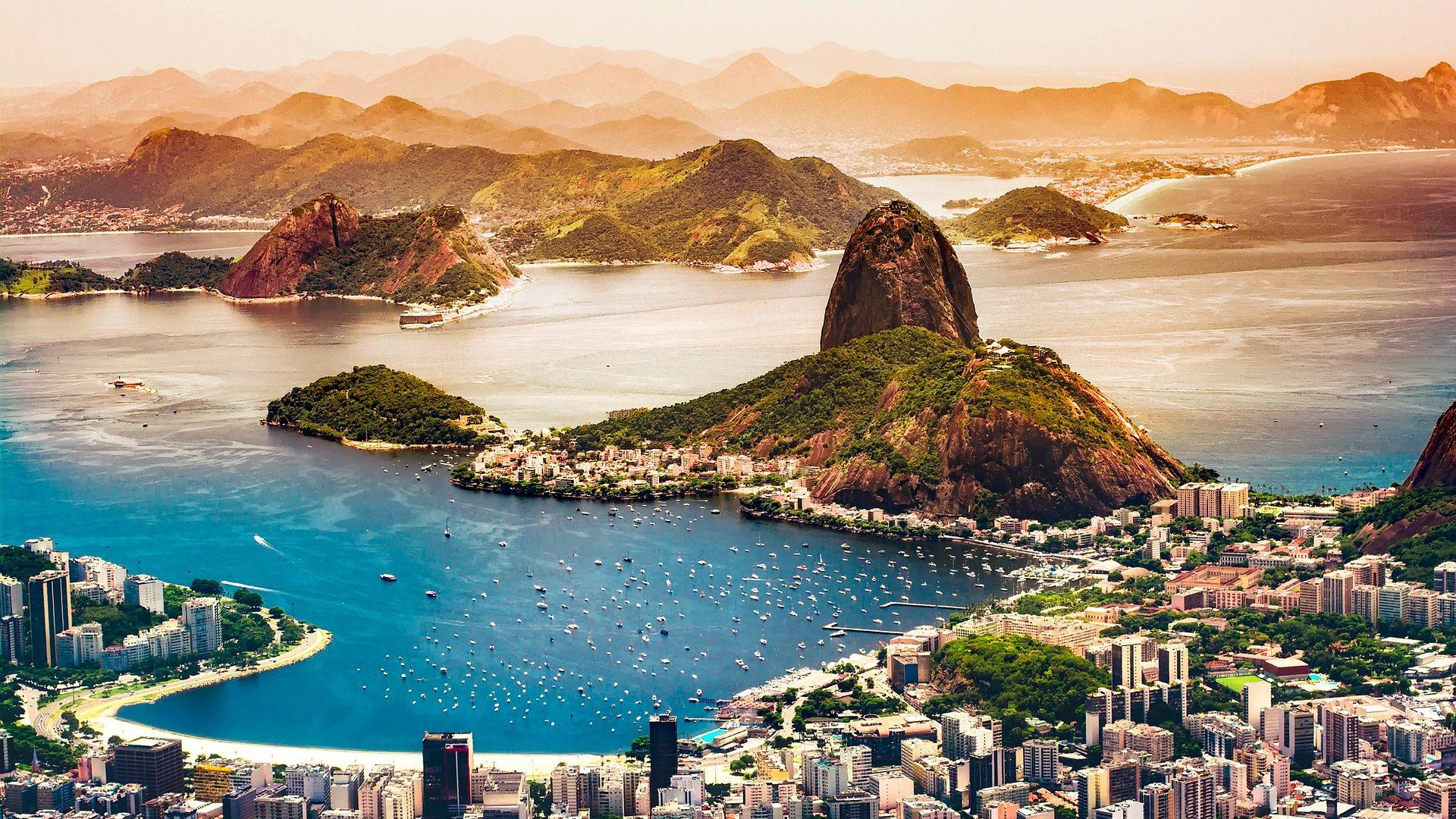 Berlin (TXL) – Rio de Janeiro (GIG)