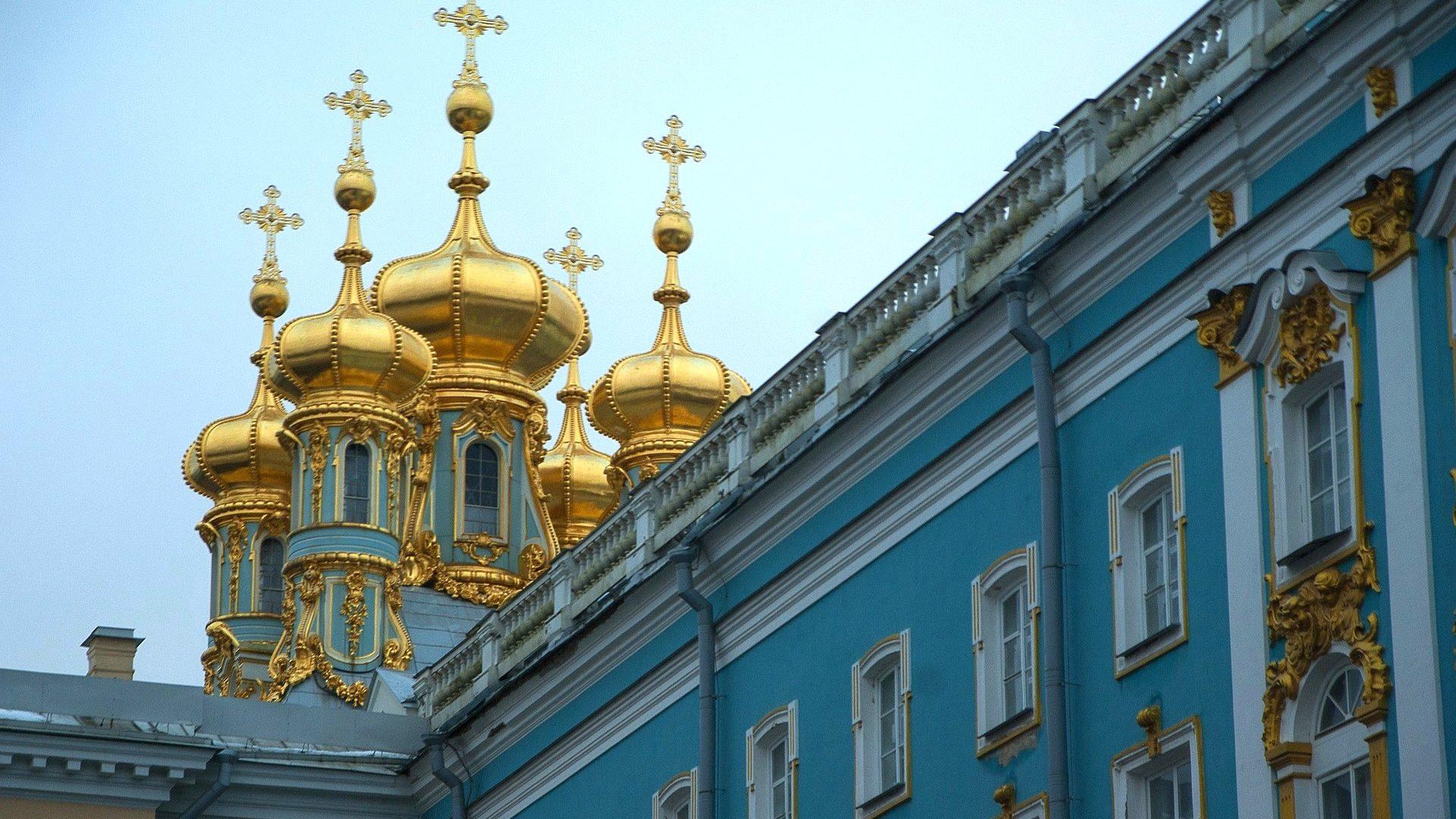 Flüge nach Sankt Petersburg