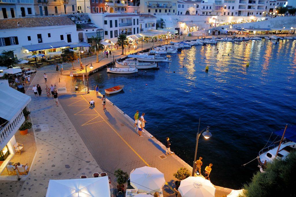 Spanien, Menorca