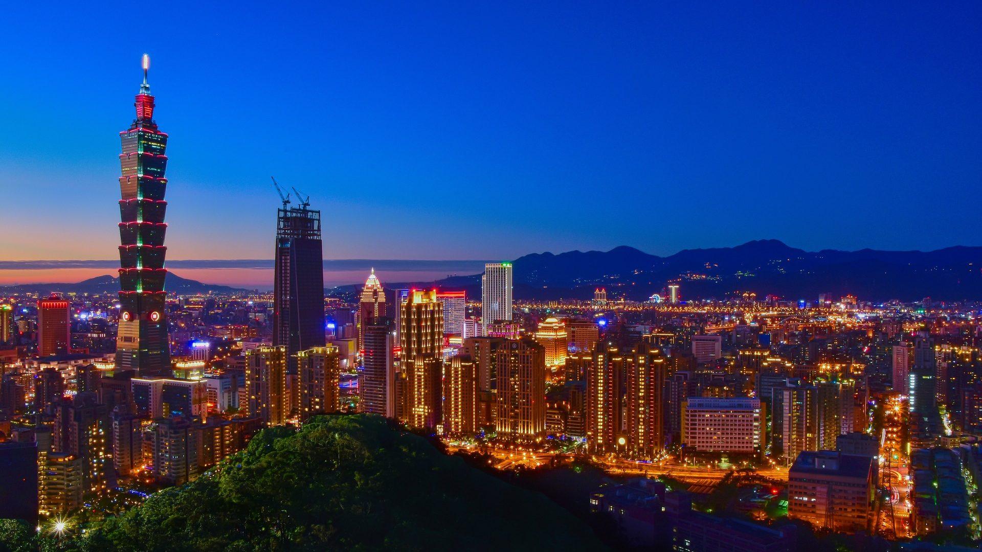 Hongkong (HKG) – Taipeh (TPE)
