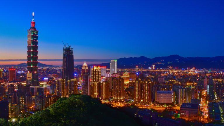 Flüge nach Taiwan