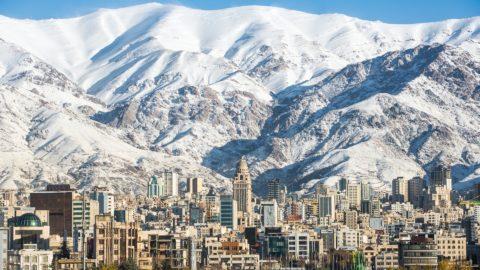 Flüge nach Teheran