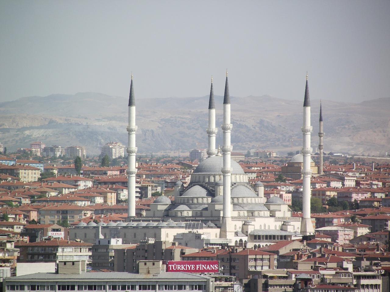 Flüge nach Ankara