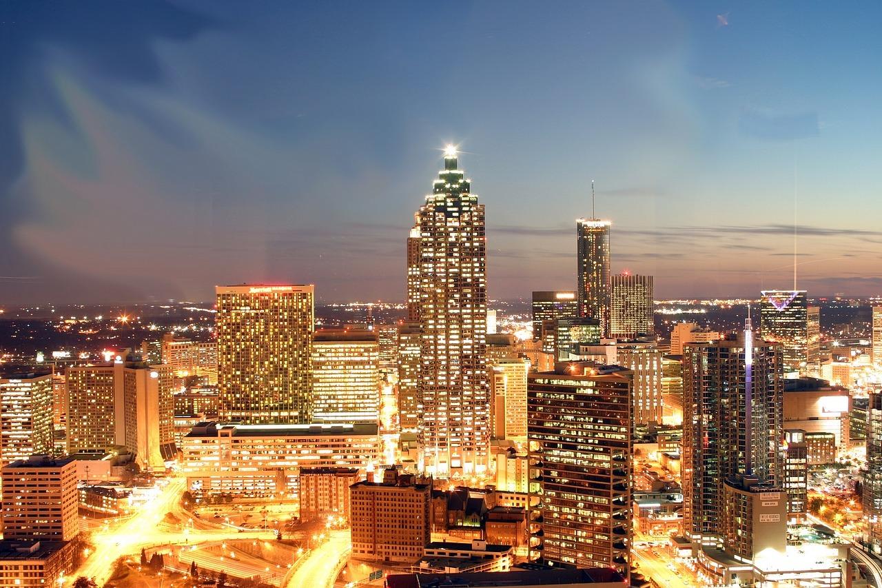 Flüge nach Atlanta