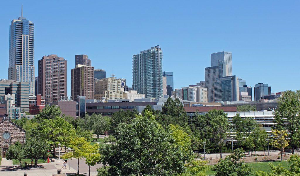 Flüge Denver, USA