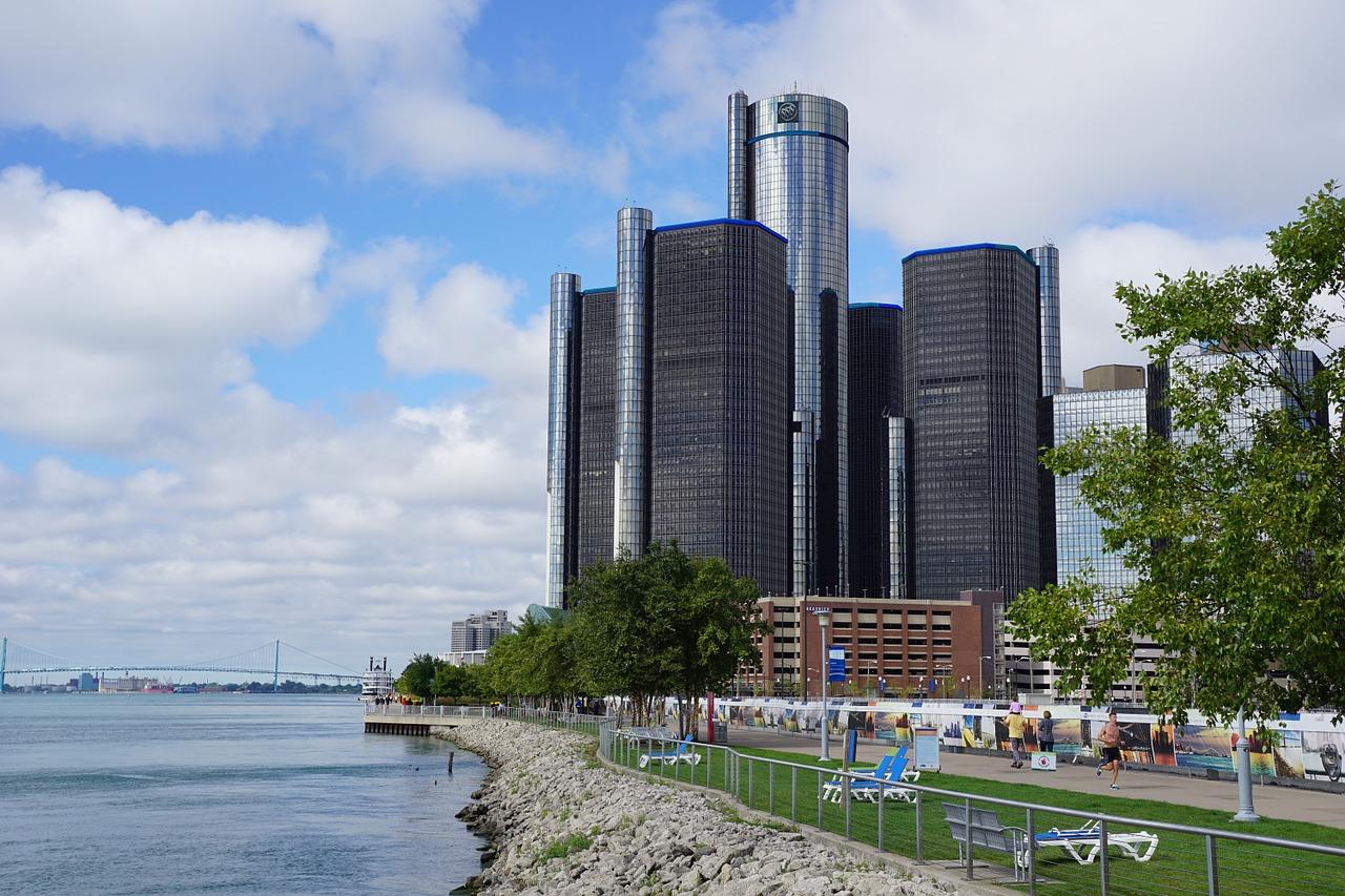 Flüge nach Detroit