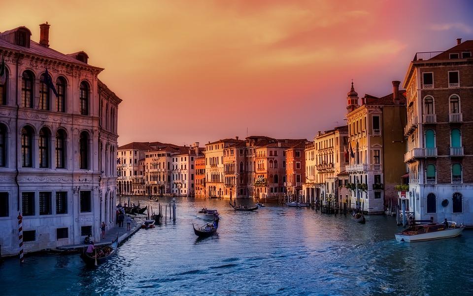Flüge nach Venedig