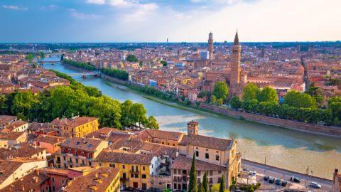 Flüge nach Verona